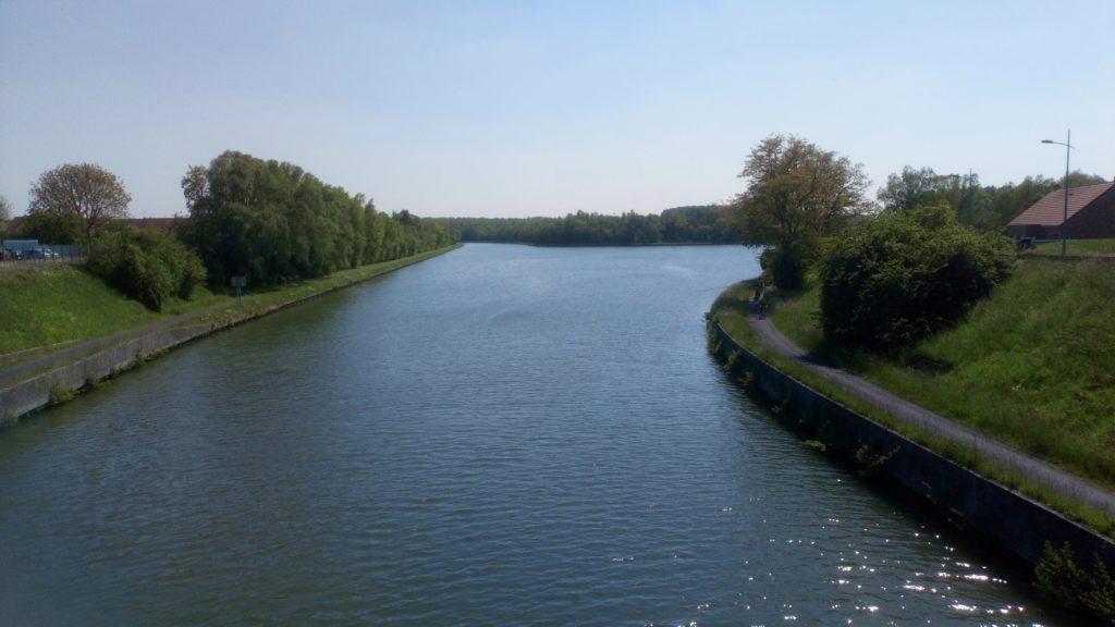 Canal du Nord et de la Sensée - Arleux - Confluence